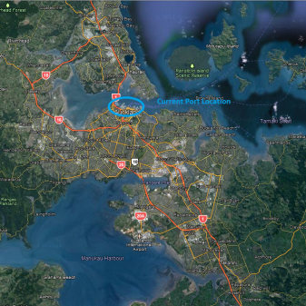 The Port of Auckland and The Spatial Plan