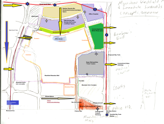 Manukau Mall Redevelopment Context MK1