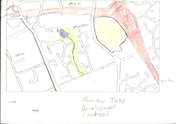 Manukau Residential Area