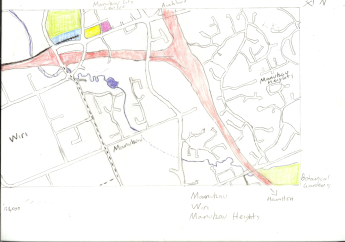 Manukau, Wiri (east), Manukau Heights, Manukau City Centre