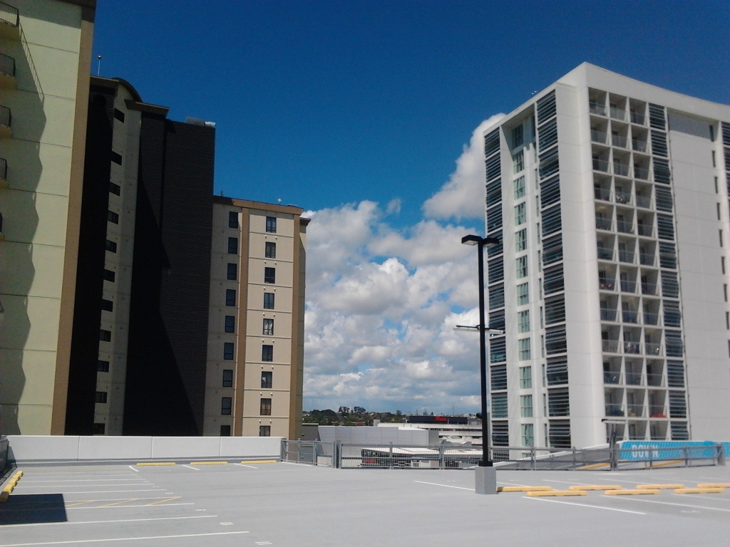 Intensification must be done well. The two apartment towers in Manukau City Centre