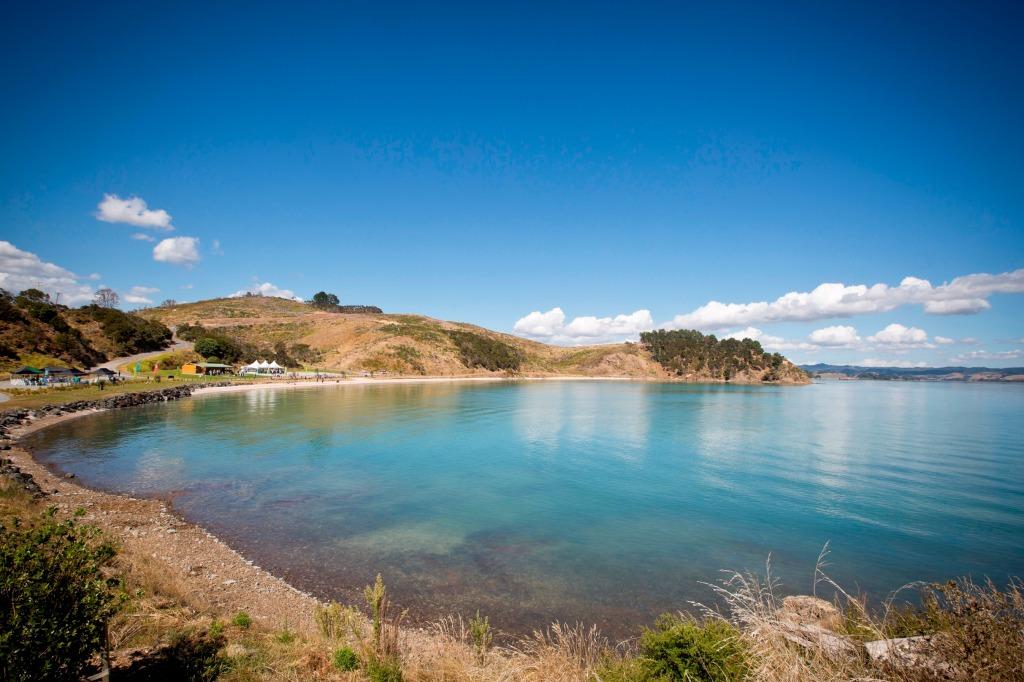 Mataitai Bay, Waitawa Regional Park - credit Jay Farnworth/Auckland Council