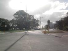 Davis Ave Boulevard