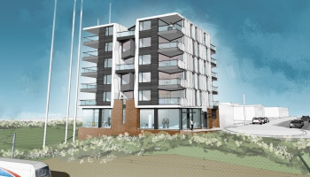 And The Winner Of The Housing Design Competition In Mt Eden Is