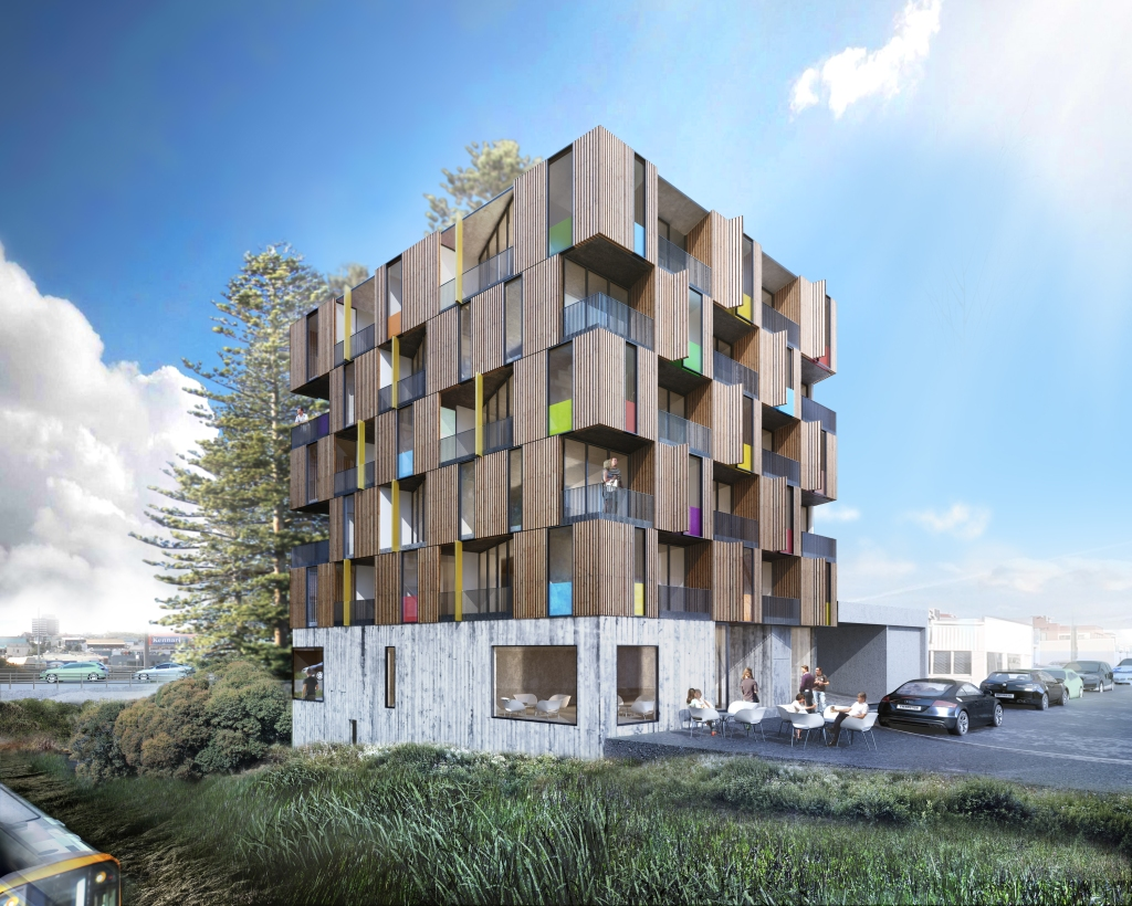 Thoughts on the exhibition of medium density housing for Apartment design nz