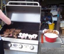 The Sunday BBQ
