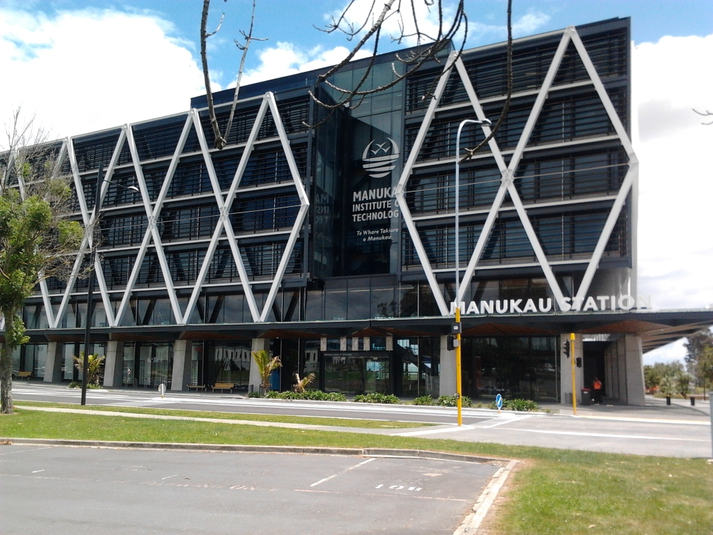 MIT and Manukau Station