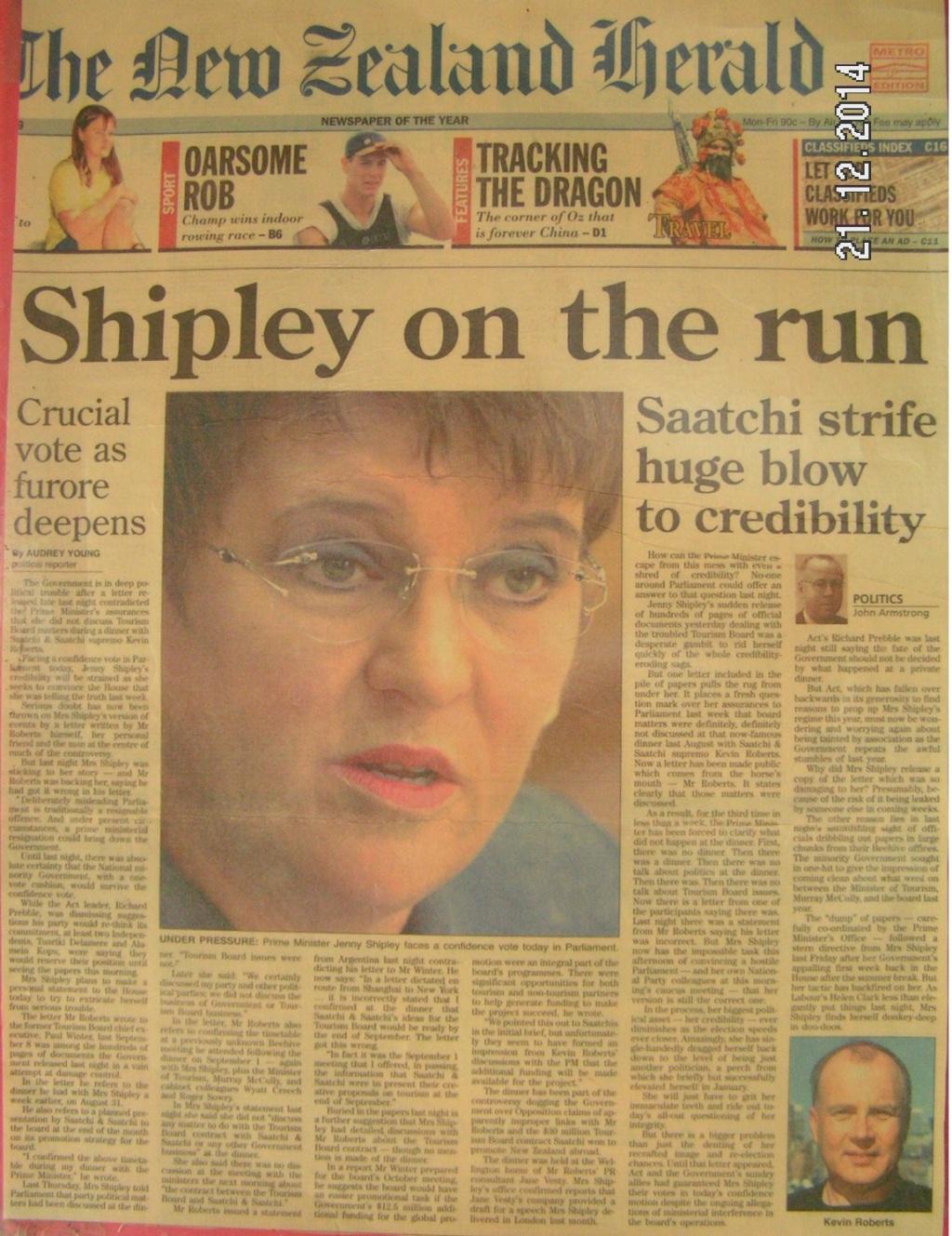shipley-on-the-run-nz-herald-23-february-1999