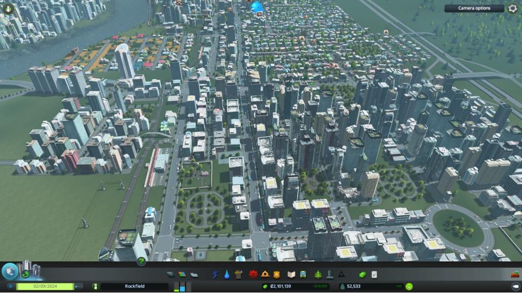 Solaria towards historic district 17 03 2015