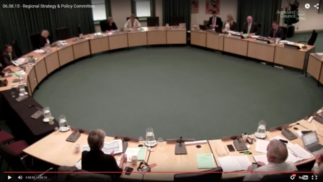 Absent Councillors from Committees of the Whole – And ...
