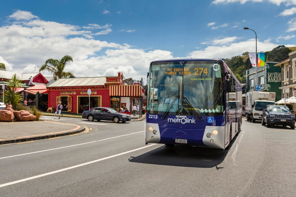 NZ Bus will no longer serve South Auckland bus routes Source: Auckland Transport