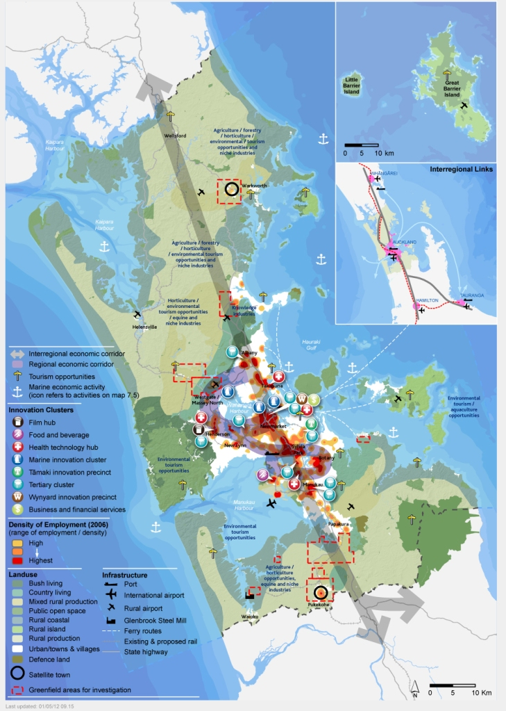 Source: http://theplan.theaucklandplan.govt.nz/wp-content/uploads/2012/05/Map-6.1-Aucklands-Economy_120501_noTitle.jpg