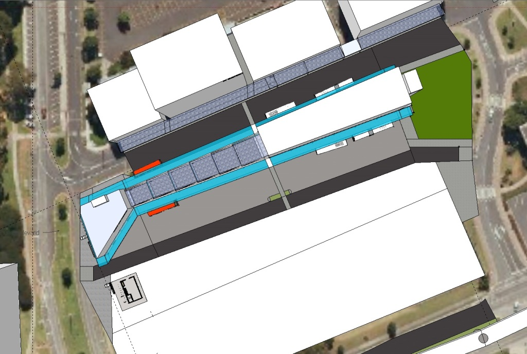 Manukau Interchange BR Version MK 5 MBTI Final macro version 2.0 Bike parking and rental credit: http://www.duo-gard.com/products/bike-shelters/cyclestation/ And http://www.duo-gard.com/products/bike-shelters/sentry/
