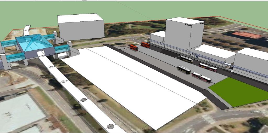 Manukau Interchange BR Version MK5 to west