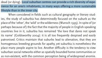 The role of the suburban centre https://www.ucl.ac.uk/ucl-press/browse-books/suburban-urbanities