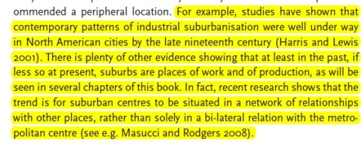Suburb relationships https://www.ucl.ac.uk/ucl-press/browse-books/suburban-urbanities
