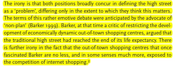 Internet the death of malls? https://www.ucl.ac.uk/ucl-press/browse-books/suburban-urbanities
