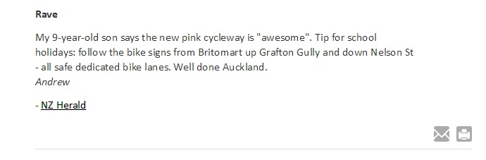 Bike raves Source: http://www.nzherald.co.nz/nz/news/article.cfm?c_id=1&objectid=11565554