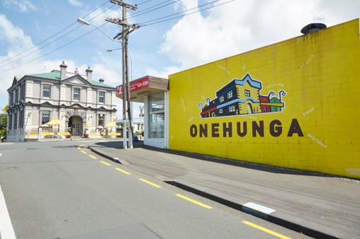 Onehunga Town Centre Source: Panuku Development Auckland
