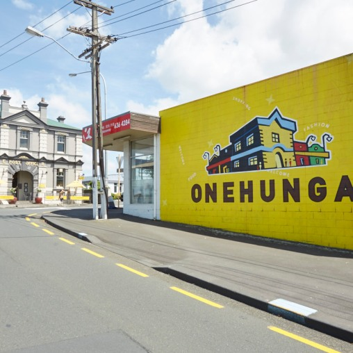 Onehunga Town Centre Source: Panuku Development Auckland