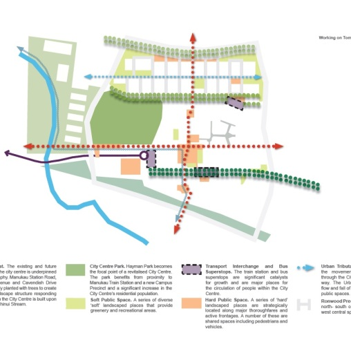 Manukau City Centre Public Domain Manual