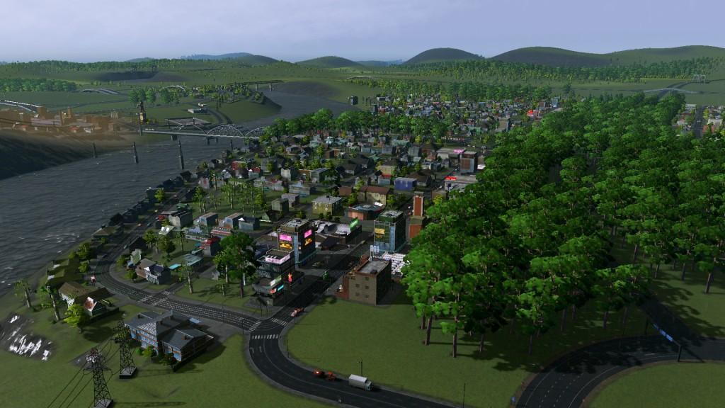 Neo Layton City suburbia