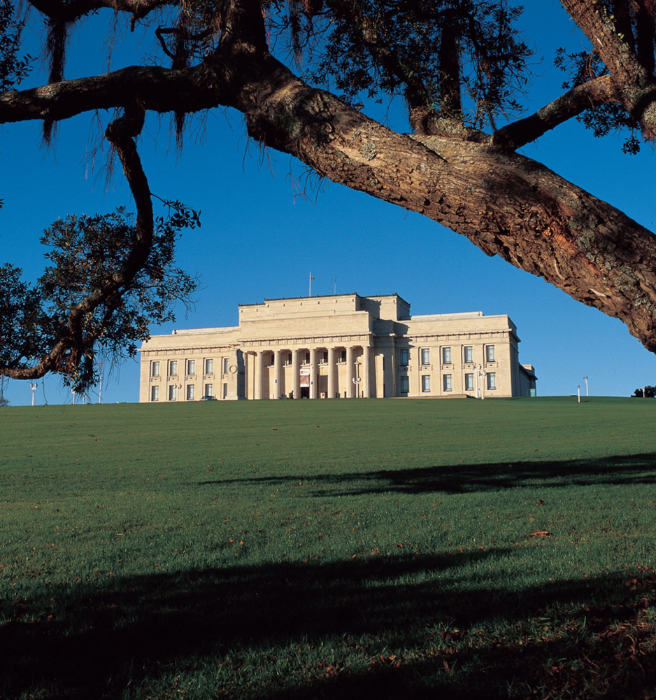 Auckland Domain Source: Auckland Council