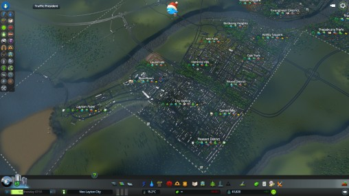 More City Centre and Downtown Development