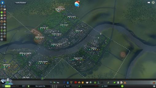 More development