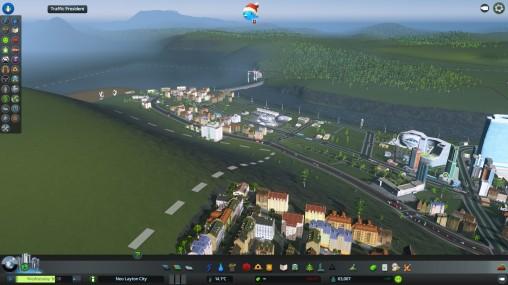 Layton Point, Layton Dam and Port Layton