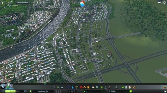 Latest development in Neo Layton City