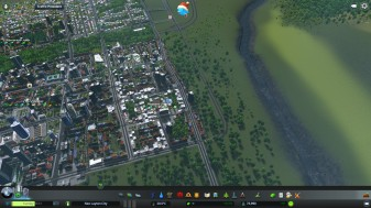 A bypass to the City Centre