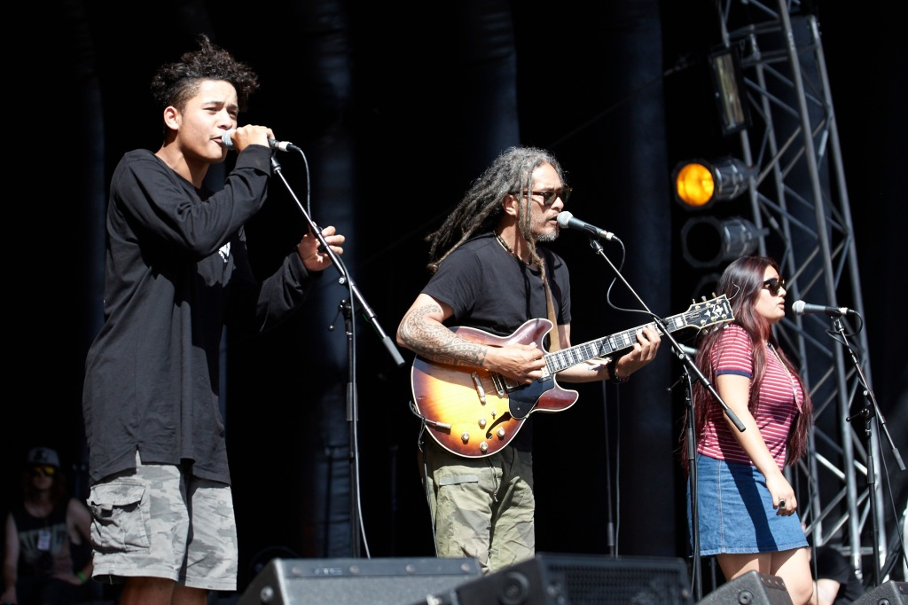 Soundsplash 2016 Cornerstone Roots: provided by ZU Entertainment Source: Suppled
