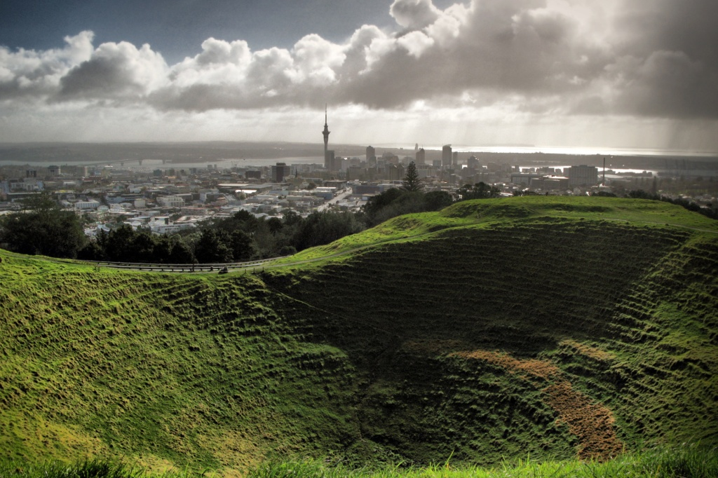 Mt Eden Source: https://en.wikipedia.org/wiki/Maungawhau