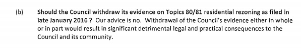 Unitary Plan Legal advice against withdrawal Source: https://www.scribd.com/doc/303039038/unitary-plan-legal-advice-to-governing-body