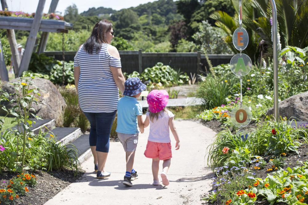 Auckland Botanical Gardens Source: Auckland Council