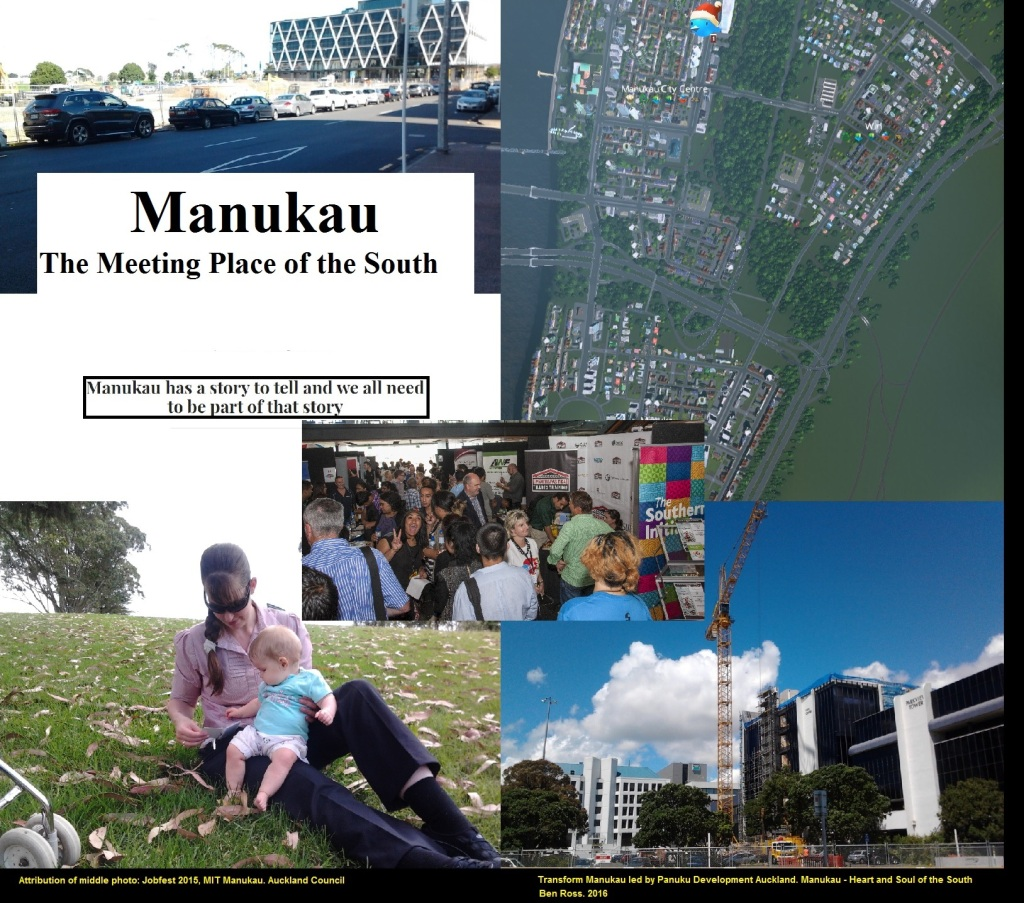 Manukau: The Meeting Place of the South
