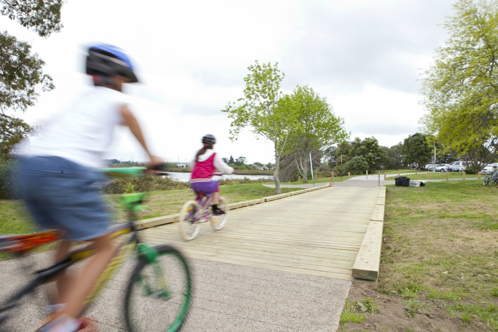 Te Whau Pathway Source: Auckland Council