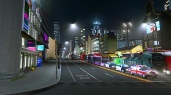 Those bus lanes