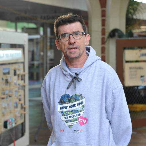 Glyn Walters, Auckland Council Elections Planning Manager Source: Auckland Council