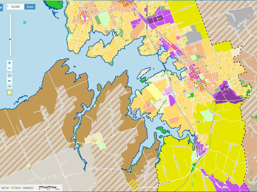 Unitary Plan Papakura overview