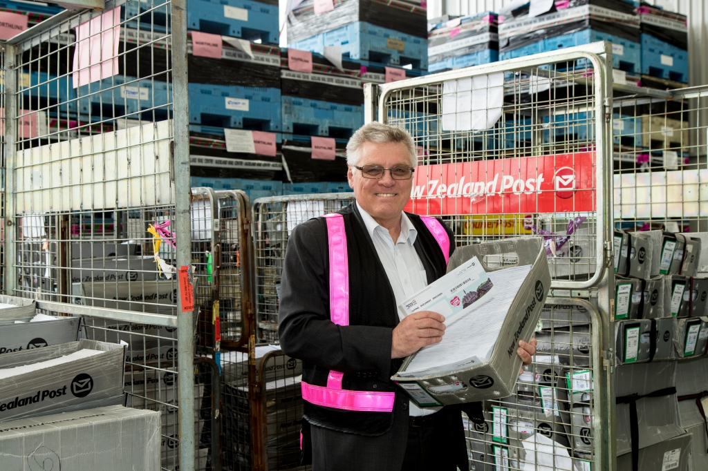 Dale Ofoske, Electoral Officer oversees the mailout of over a million voting documents Source; Auckland Council