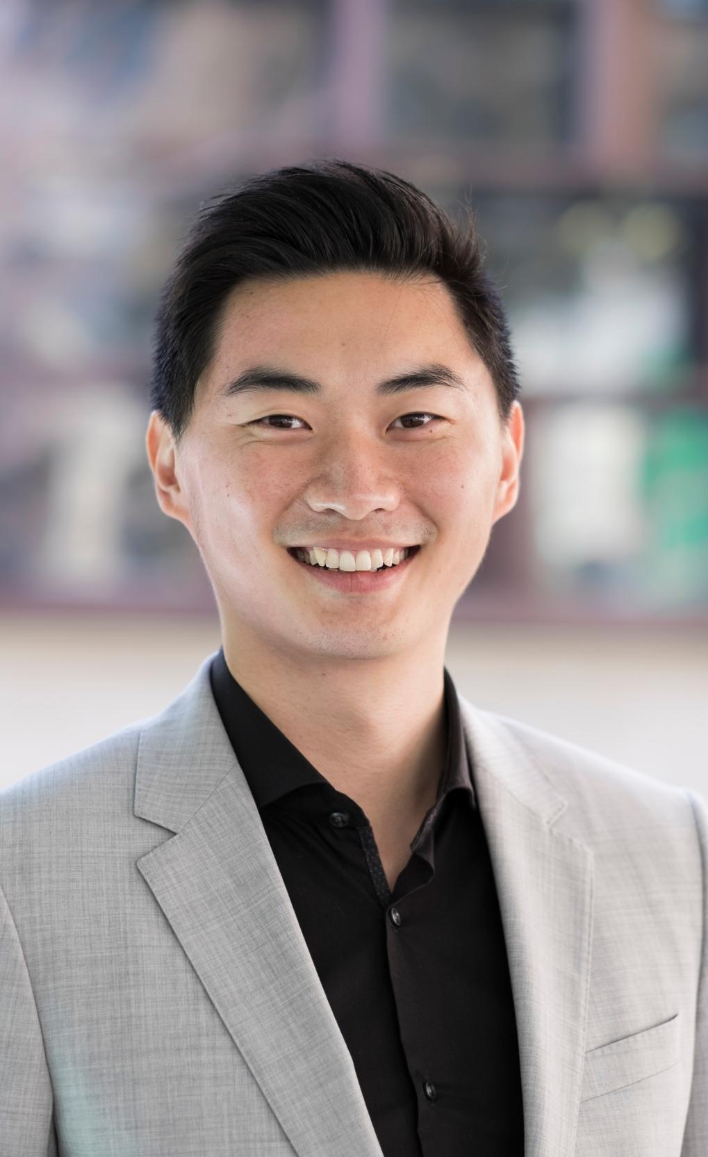Managing Director of the Auranga Development - Charles Ma. Source: Auranga