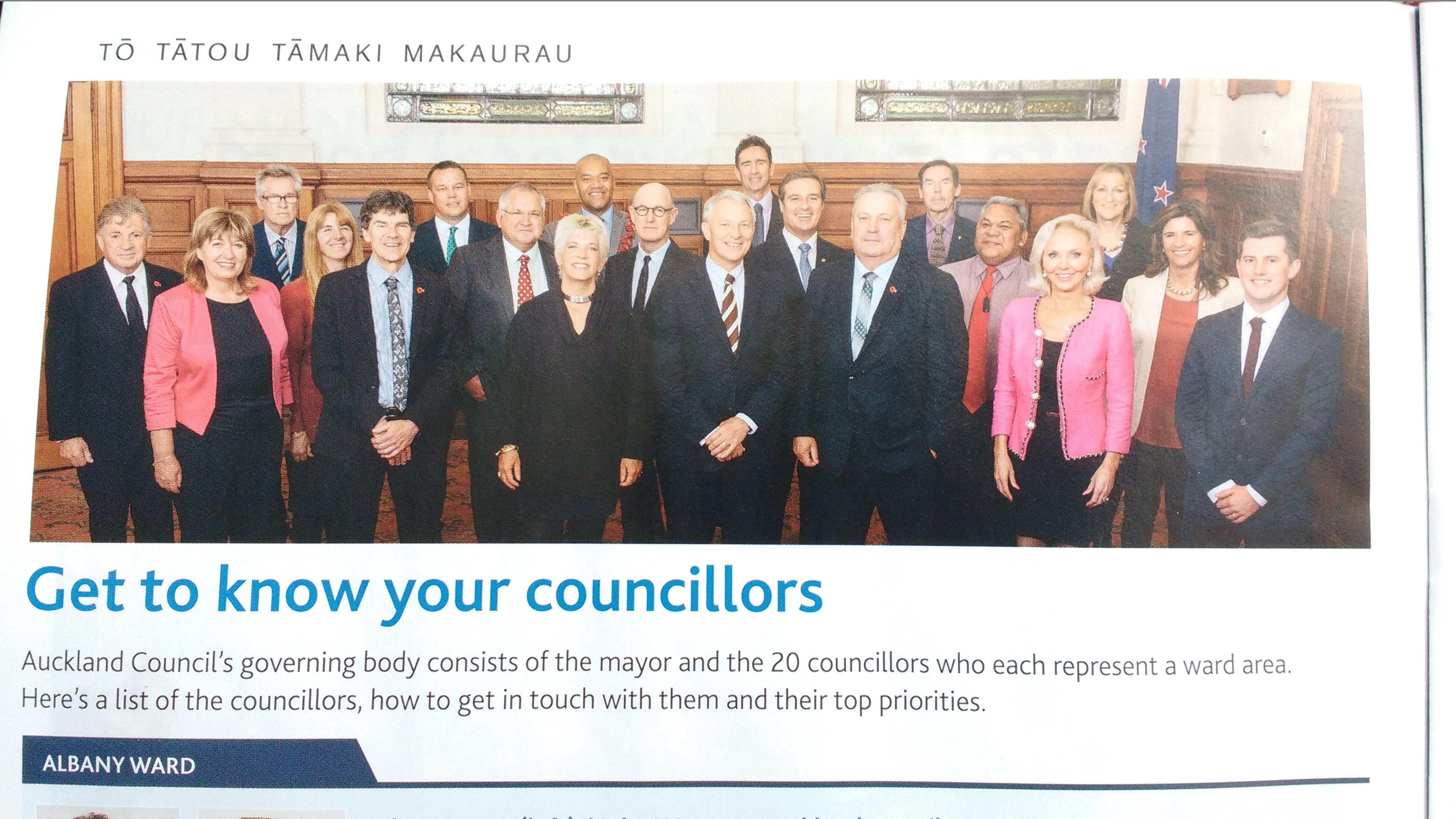 Auckland Council Governing Body Digests – May 2018: Online Voting to be Trialled