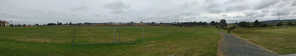 Earth works and housing well under way at Papakura's McLennan Park