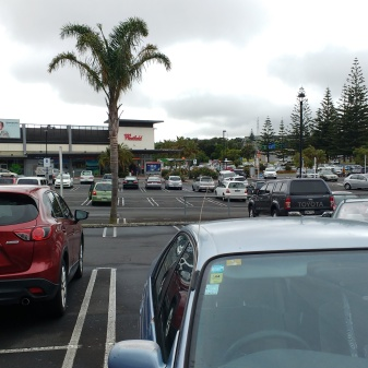 Manukau Mall south car park