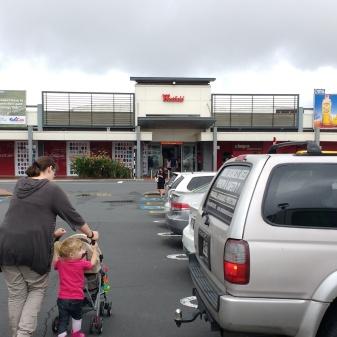 Manukau Mall South Entrance