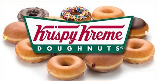 Krispy Kreme Source: Krispy Kreme USA
