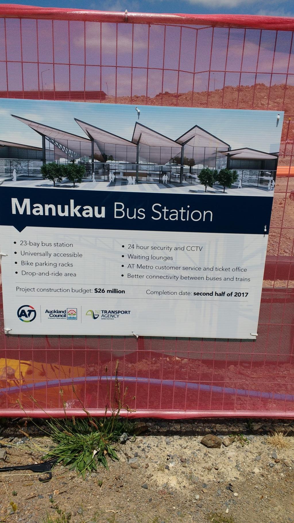 Manukau Bus Station delays