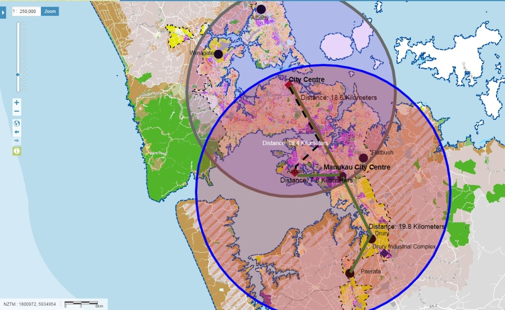 The Auckland Development Donut
